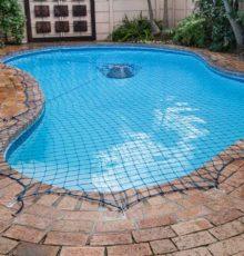 Aqua-Net swimming pool safety net