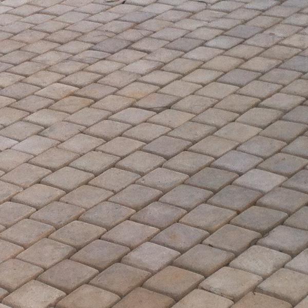 Colored cobblestone