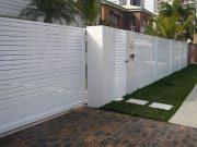 Fence - Sliding Gate & Pedestrian G&AC Ltd