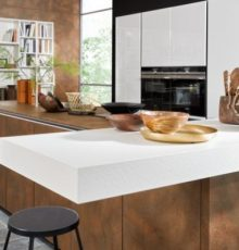 Kitchen Ferro Corten