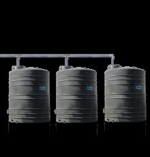 Large water storage system