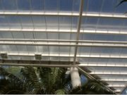 Lumisol polycarbonate roofing