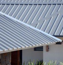 Metal sheeting
