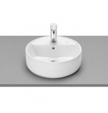 ROCA Alter Over countertop round basin 1