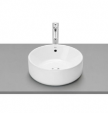 ROCA Alter Over countertop round basin