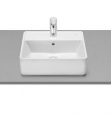 ROCA Alter Over countertop square basin 1