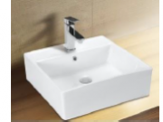 Square washbasin 1