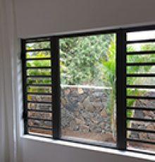 Window in Louvers
